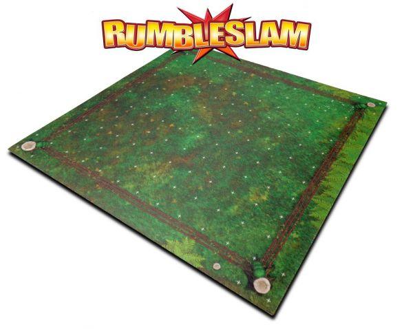 RUMBLESLAM Grassy Mat
