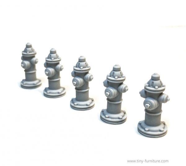 Fireplugs / Hydranten