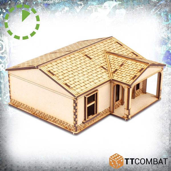 Timber Retreat