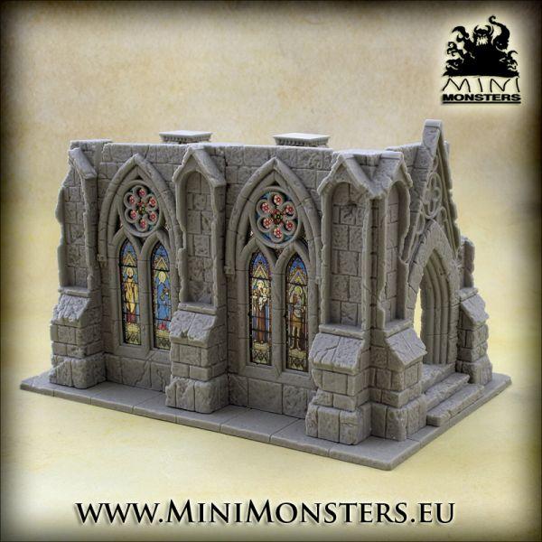 Gothic Cathedral (left corner)