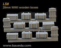 Diese 12 Holzkisten beleben ein Base oder ergänzen einen LKW