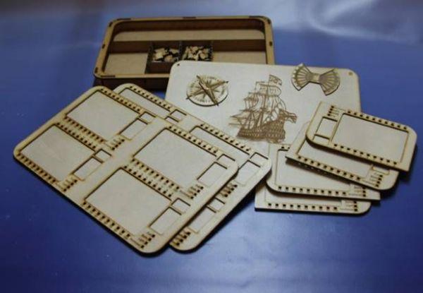 Admirals Set