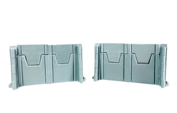 Armored Defense Walls / Verstärkte Schutzmauern