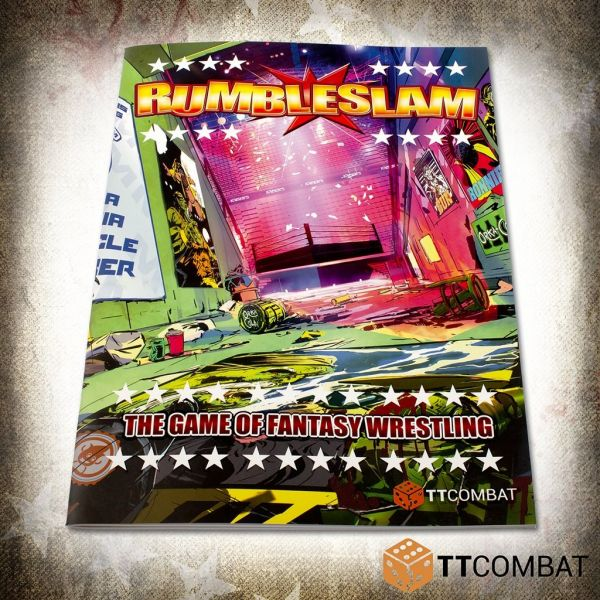 Rumbleslam Rulebook new Edition (EN)