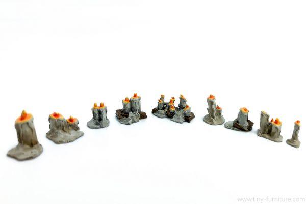 Dungeon Candles / Kerzen