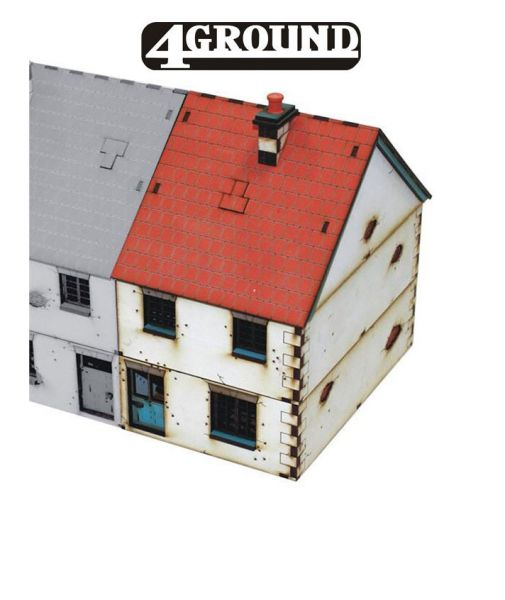 Left Side Semi-House