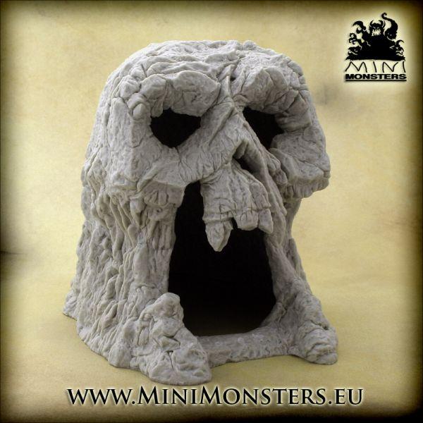 Skull Grotto von Minimonsters
