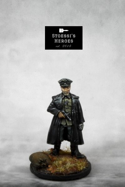 German Officer - Hans