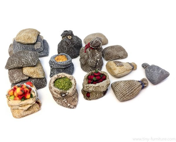 Agricultural Sacks / Jutesäcke