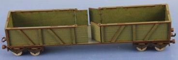 RM-352-G offener Güterwaggon (L, H, 4, G)
