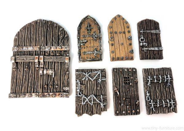 Castle Doors / Tor und Türen