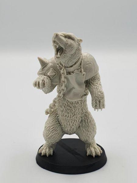 Kislev War Bear