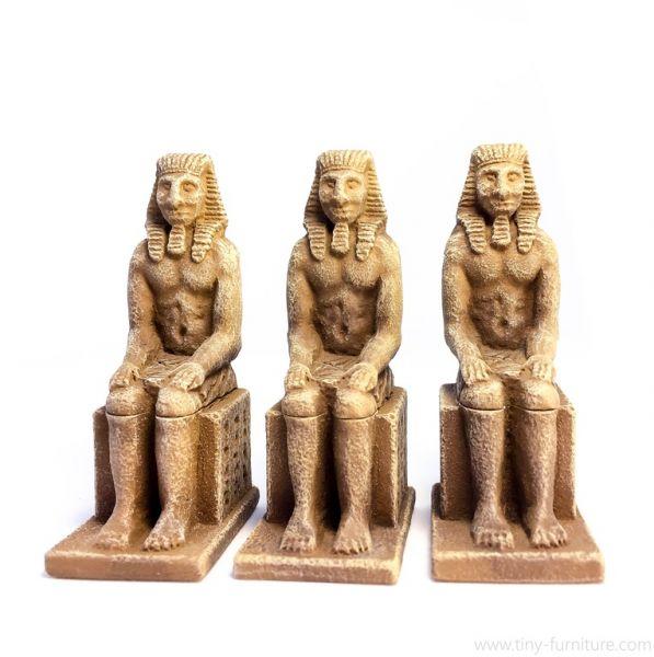 Pharaoh Statues / Pharao Statuen