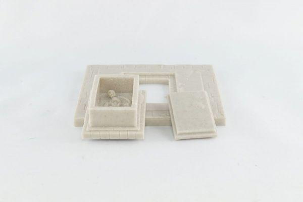 9cm x 9cm Dungeon Tomb Set