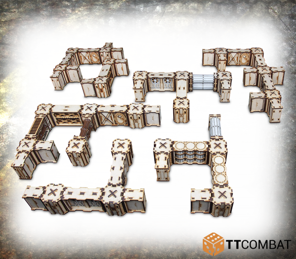 Iron Labyrinth Ultima Complex