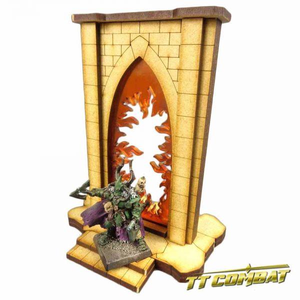 Minor Riftgate of Fire - Fantasy Scenics