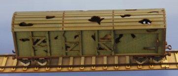 RM-356-G zerstörter Güterwaggon (L, 4, G)