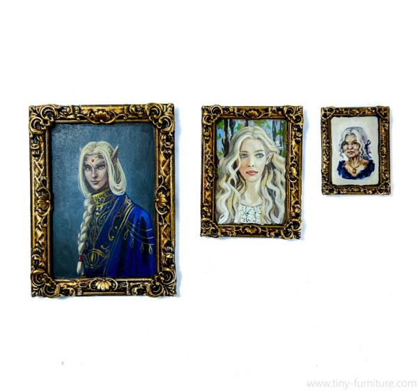Frames for Paintings / Bilderrahmen