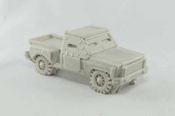 Armoured Pick Up truck