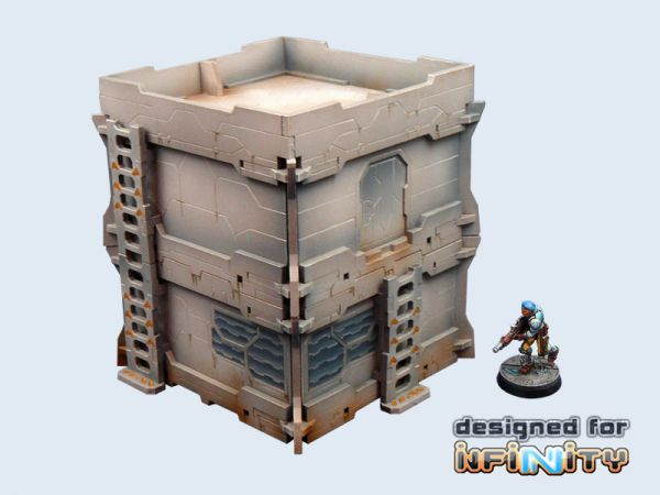 District 5 Inifinity Tabletop HDF Guard House