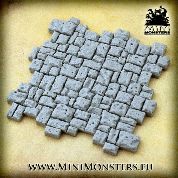 Stone Plates / Kopfsteinpflaster
