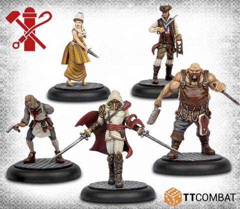 The Guild Starter Gang