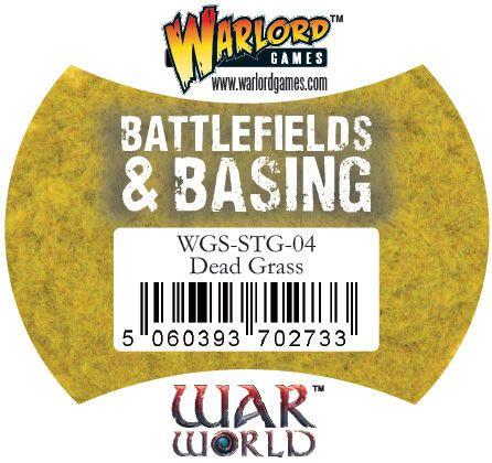 Dead Grass von Warlord Games (Warworld)