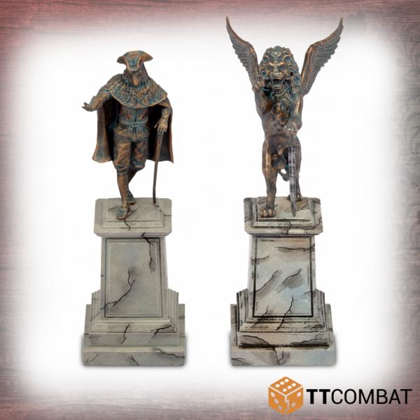 Venetian Statues