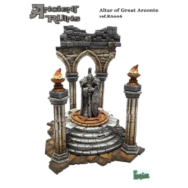 Altar of Great Arconte