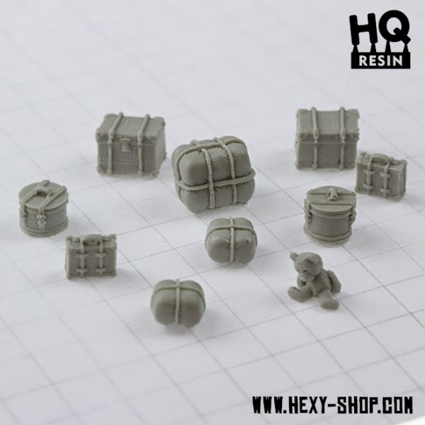 Travel Set - Basing Kit