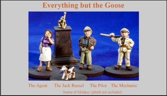Everything but the Goose