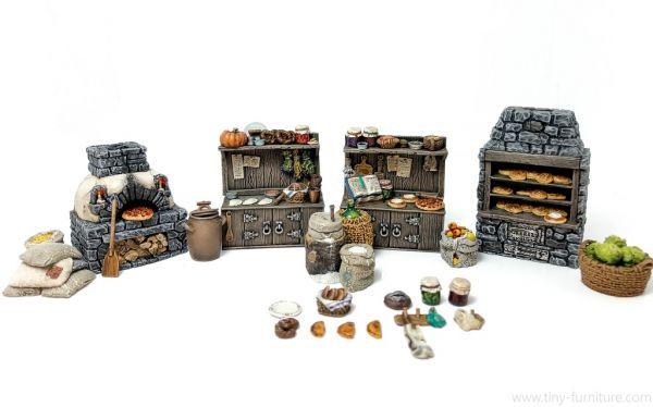 Medieval Bakery / Mittelalterliche Bäckerei