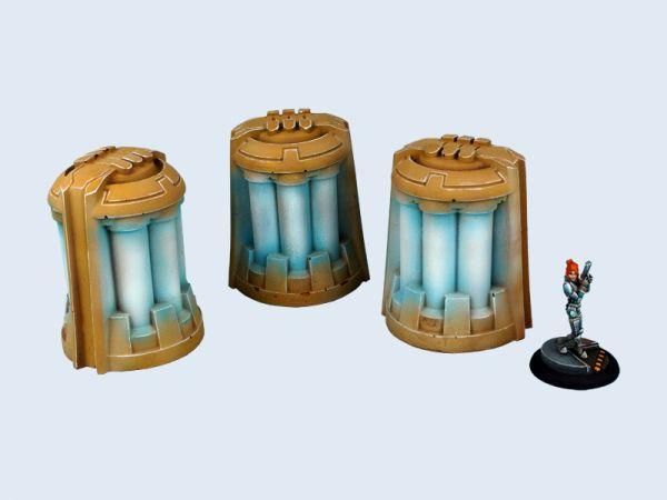 Auch super als Tanks geeignet. Die drei Tau Ceti Vents sind für Infinity designt.