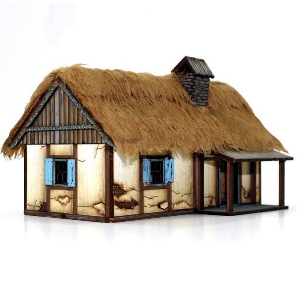 Polnisches Landhaus