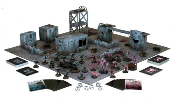 Deadzone Boxinhalt