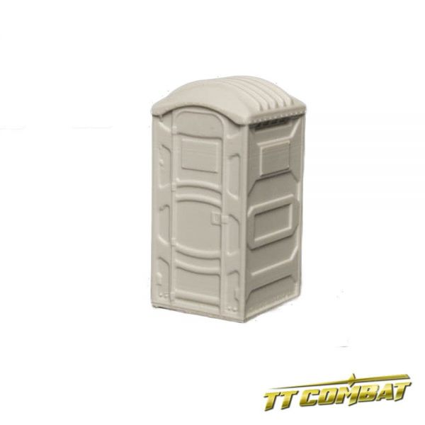 Portable Toilets Set - City Scenics