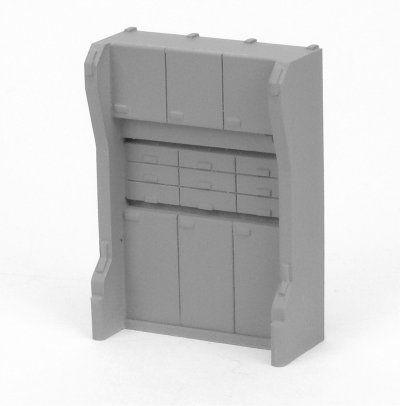 Stowage Lockers x2