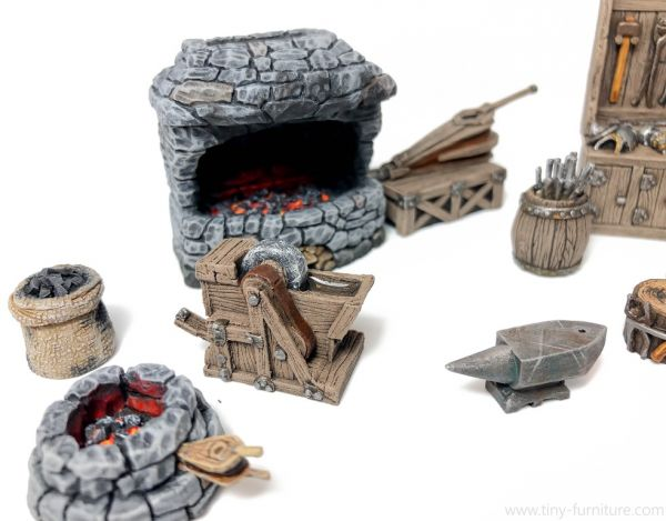 Medieval Forge / Schmiede