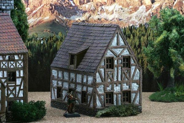 Tabletop Guthaus für alle Fanatsy Wargames totale
