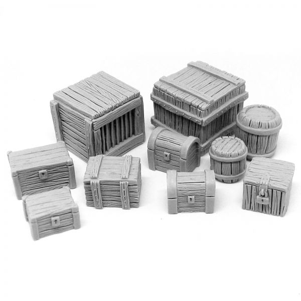 Boxes Set / Kisten Set