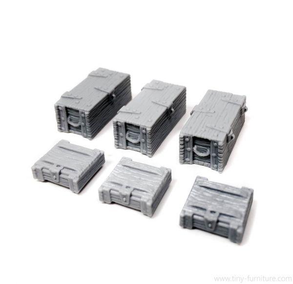 Military Crates / Armeekisten