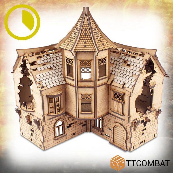Savage Domain: Cobbler's Townhouse