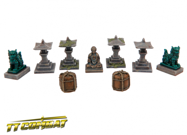 Eastern Accessories 2 - Eastern Empire Scenics