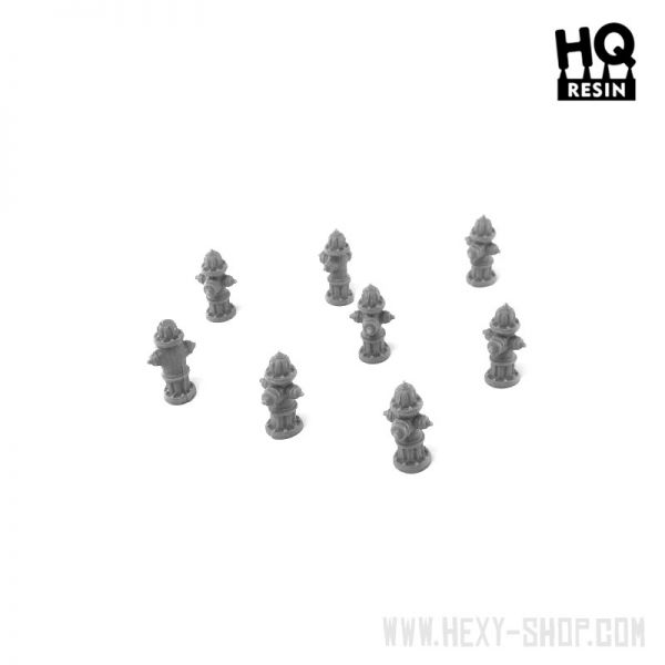 Hydrants Set