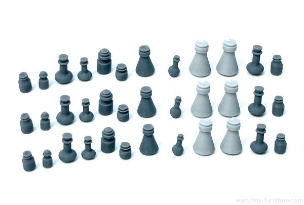 Alchemist Bottles / Alchemistenflaschen