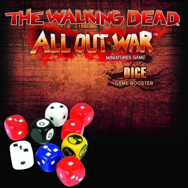The Walking Dead: Dice Booster (EN)