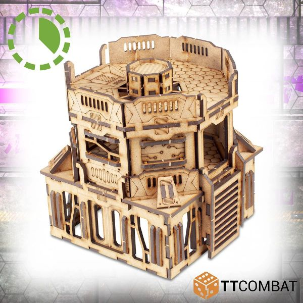 Octo Pod Tower