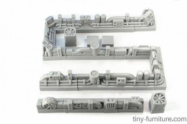 Engineering Lines / Industrie Amaturen