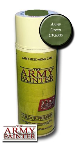 Color Primer Army Green