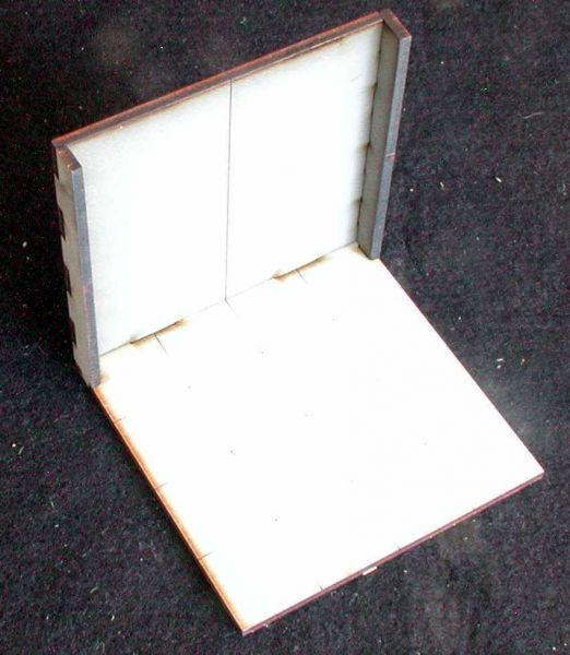 Solch ein Element ist 3 mal im Lieferumfang enthalten. Modulares Terra-Blocks™ Gelände von Sally 4th